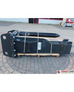 MUSTANG HAMMER HM2900 HYDRAULIC EXCAVATOR BREAKER DEMOLITION HAMMER AH201596 2020 FOR 26T~45T