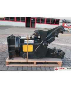 MUSTANG RK05 HYDRAULIC ROTATION PULVERIZER CRUSHER SHEAR RK-05 2020 TO FIT 5~10T EXCAVATOR AH201349