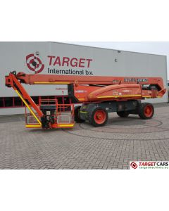 JLG 1250AJP ARTICULATED 4x4x4 DIESEL BOOM WORK LIFT W/JIBPLUS 4030CM 06-2010 4WDS NO-CE