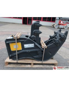 MUSTANG FH04 HYDRAULIC PULVERIZER CRUSHER SHEAR FH-04 2020 TO FIT 4~9T EXCAVATOR AH201645