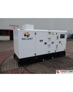 DELLENT GF2-120 150KVA 230/380V DIESEL GENERATOR 2020 1HR 50091 UNUSED