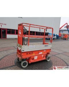 JLG 1930ES ELECTRIC SCISSOR WORKLIFT 772CM 2010 1200023048 323HRS NO-CE