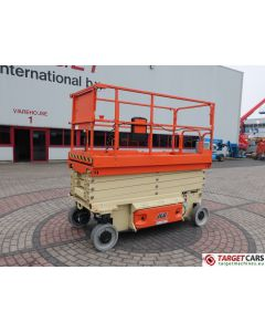 JLG 3246ES ELECTRIC SCISSOR WORKLIFT 1168CM 2016 104HRS