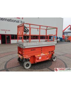 JLG 2646ES ELECTRIC SCISSOR WORK LIFT 2010 1200022969 209HRS 992CM NO-CE
