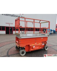 JLG 2646ES ELECTRIC SCISSOR WORK LIFT 2010 1200022960 316HRS 992CM NO-CE