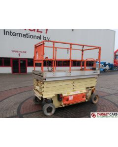 JLG 2646ES ELECTRIC SCISSOR WORK LIFT 2010 1200023728 172HRS 992CM NO-CE