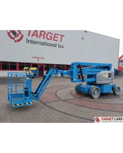 GENIE Z-40/23N RJ ARTICULATED Z40/23N ELECTRIC BOOM WORK LIFT 1432CM 2018 2HRS NEW/UNUSED