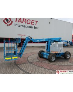 GENIE Z-34/22 4x4 DIESEL 4x4 BOOM WORK LIFT 1240CM 2658HRS NO-CE