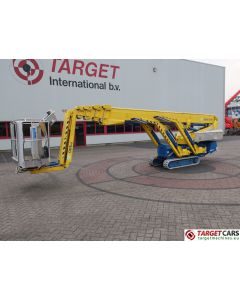 OMME 3000RBD SPIDER NARROW TRACKED CRAWLER TELESCOPIC BOOM WORK LIFT BI-FUEL ELECTRIC/DIESEL 2970CM 2008 6829VLL