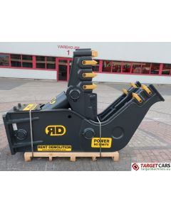 RENT DEMOLITION D20 HYDRAULIC PULVERIZER CRUSHER D-20 2020 TO FIT 21~29T EXCAVATOR R9341612