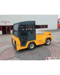 JUNGHEINRICH EZS 6250 TOW TRUCK ELECTRIC TRACTOR 80V 25000KG CAPACITY 2013
