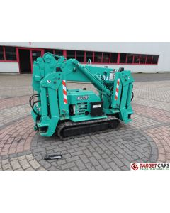 MAEDA MC-205C MINI TRACKED MC205C CRAWLER SPIDER NARROW CRANE 2.02T 608CM 2007 M00066