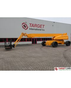 JLG 1200SJP TELESCOPIC 4x4X4 BOOM WORK LIFT JIB PLUS DIESEL 3873CM 09-08 4118HRS