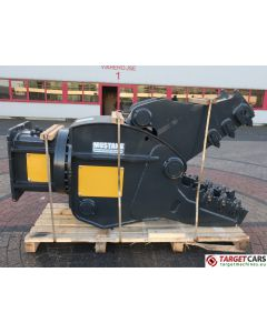 MUSTANG HAMMER RH26 HYDRAULIC ROTATION PULVERIZER CRUSHER SHEAR RH-26 2020 TO FIT 20~26T EXCAVATOR AH202234