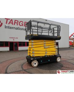 PB LIFTTECHNIK PB S171-12E ELECTRIC 171-12E SCISSOR WORK LIFT 1710CM 2011