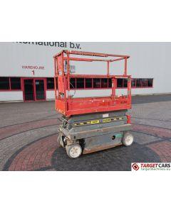 SKYJACK SJIII-3219 ELECTRIC SJ3219 SCISSOR WORKLIFT 2012 S220044777 104HRS 780CM