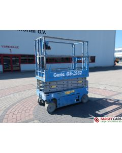 GENIE GS-1932 ELECTRIC GS1932 SCISSOR WORK LIFT 06/05 779CM GS3005A-77043