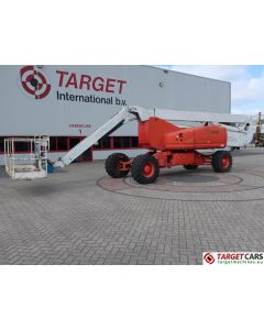 GENIE Z-135/70 ARTICULATED Z135/70 4x4x4 DIESEL BOOM WORK LIFT W/JIB 4315CM 11-05