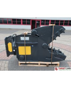 MUSTANG HAMMER RH20 HYDRAULIC ROTATION PULVERIZER CRUSHER SHEAR RH-20 2021 TO FIT 15~22T EXCAVATOR AH201672