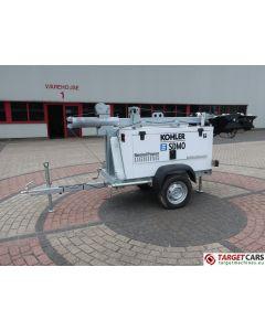 KOHLER SDMO RL4500-3 1350W LED MOBILE LIGHTING TOWER LIGHT 900CM W/GENERATOR 2021 1H 21002759 NEW / UNUSED