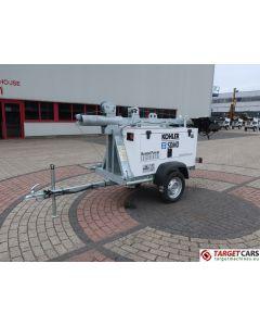 KOHLER SDMO RL4500-3 1350W LED MOBILE LIGHTING TOWER LIGHT 900CM W/GENERATOR 2021 1H 21002754 NEW / UNUSED