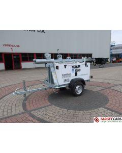 KOHLER SDMO RL4500-3 1350W LED MOBILE LIGHTING TOWER LIGHT 900CM W/GENERATOR 2021 1H 21002757 NEW / UNUSED