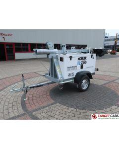 KOHLER SDMO RL4500-3 1350W LED MOBILE LIGHTING TOWER LIGHT 900CM W/GENERATOR 2021 1H 21002753 NEW / UNUSED