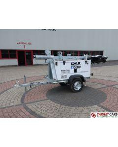 KOHLER SDMO RL4500-3 1350W LED MOBILE LIGHTING TOWER LIGHT 900CM W/GENERATOR 2021 1H 21002762 NEW / UNUSED