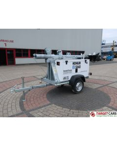 KOHLER SDMO RL4500-3 1350W LED MOBILE LIGHTING TOWER LIGHT 900CM W/GENERATOR 2021 1H 21002763 NEW / UNUSED