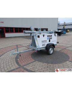 KOHLER SDMO RL4500-3 1350W LED MOBILE LIGHTING TOWER LIGHT 900CM W/GENERATOR 2021 1H 21002755 NEW / UNUSED