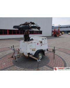 SMC TL90 MOBILE LIGHTNING TOWER TL-90 TOWER LIGHT 900CM W/GENERATOR 2014 4701H
