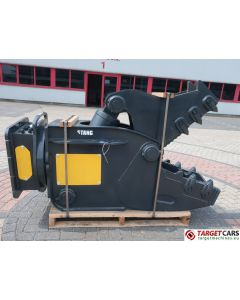 MUSTANG RH16 HYDRAULIC ROTATION PULVERIZER CRUSHER SHEAR RH-16 2021 TO FIT 12~22T EXCAVATOR AH211009