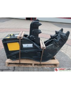 MUSTANG FH04 HYDRAULIC PULVERIZER CRUSHER SHEAR FH-04 2021 TO FIT 4~9T EXCAVATOR AH211032