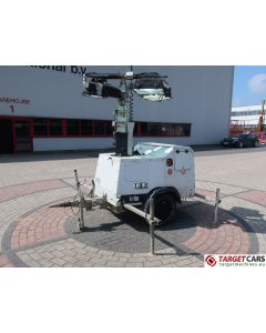 SMC TL90 MOBILE LIGHTNING TOWER TL-90 TOWER LIGHT 900CM W/GENERATOR 2011 3503H